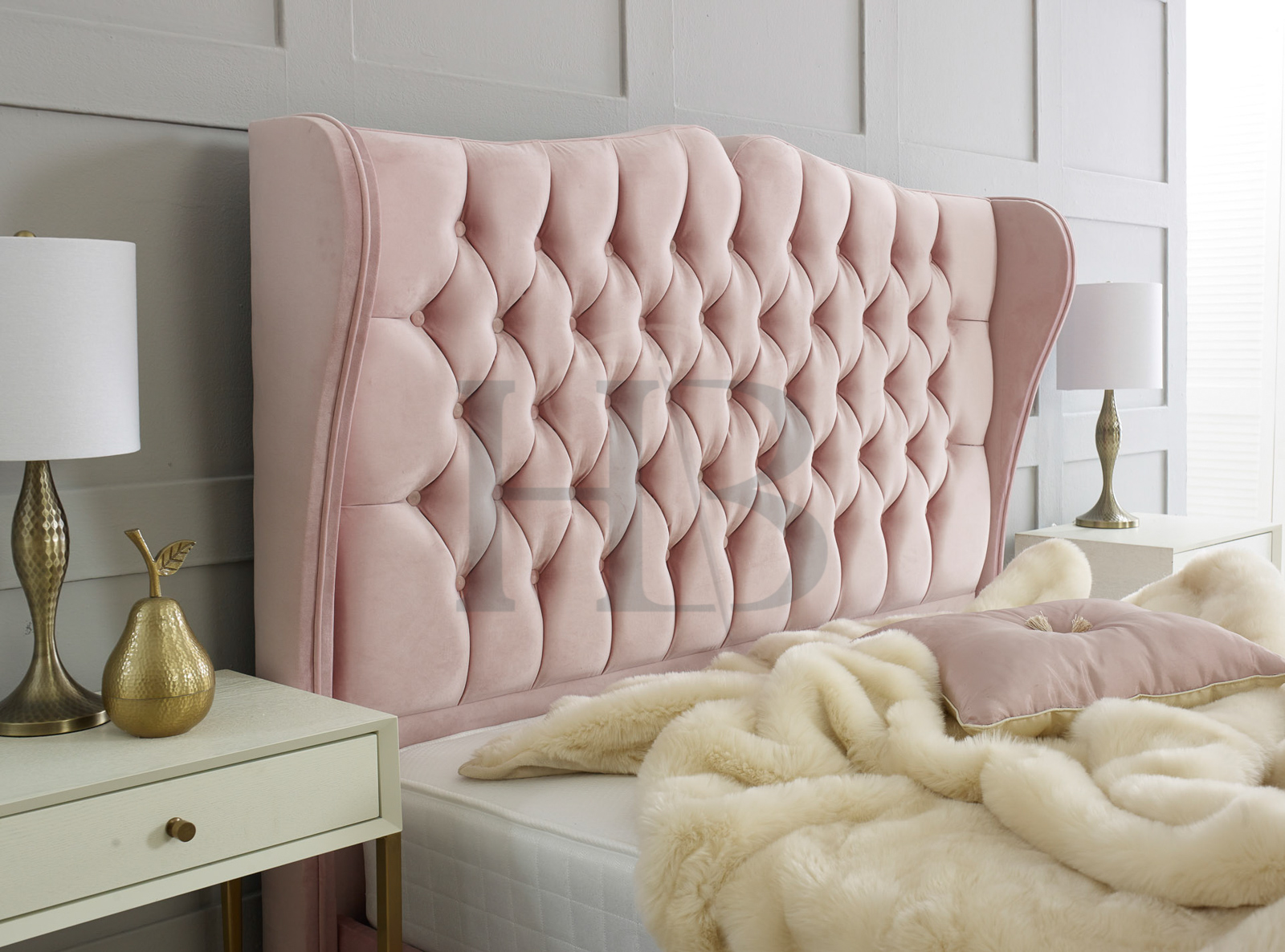 How to clean your upholstered bed