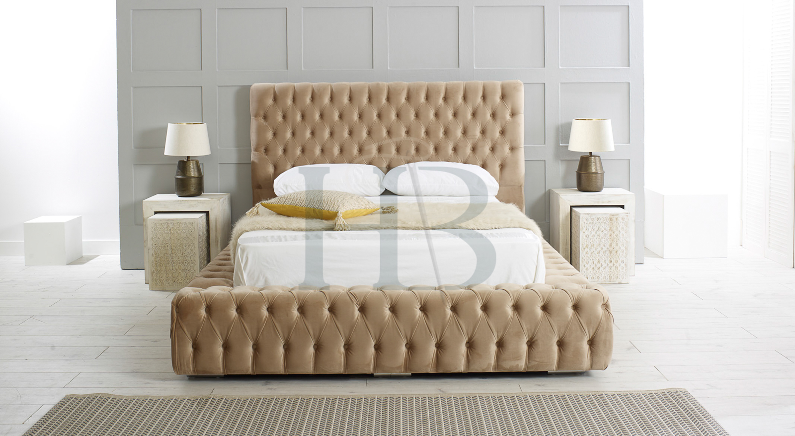 What is the difference between a bed frame and a bedstead?