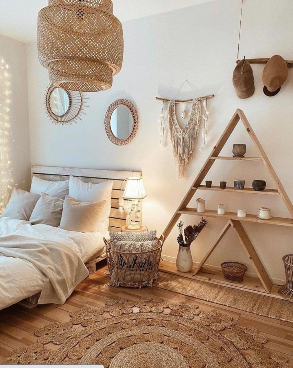 Minimalist bedroom inspiration for a better night's sleep