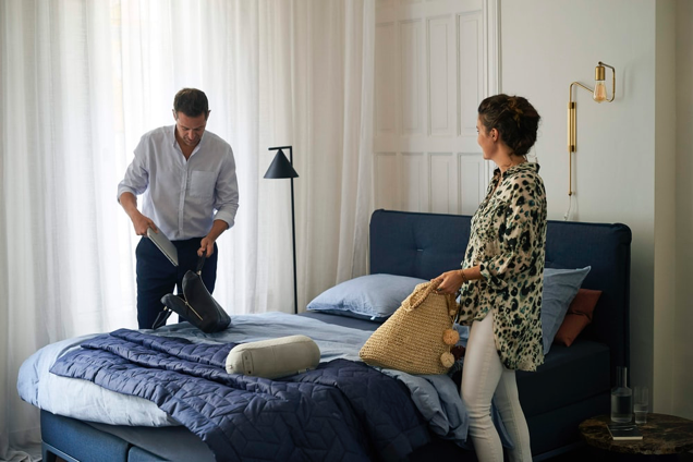 Bed Size Guide UK: Choosing the Right Bed For You
