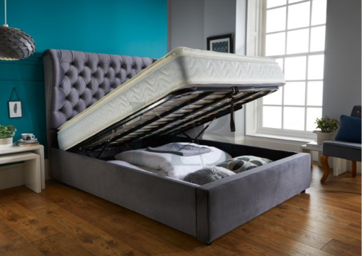 Sleigh Beds: Inspiration and Ideas