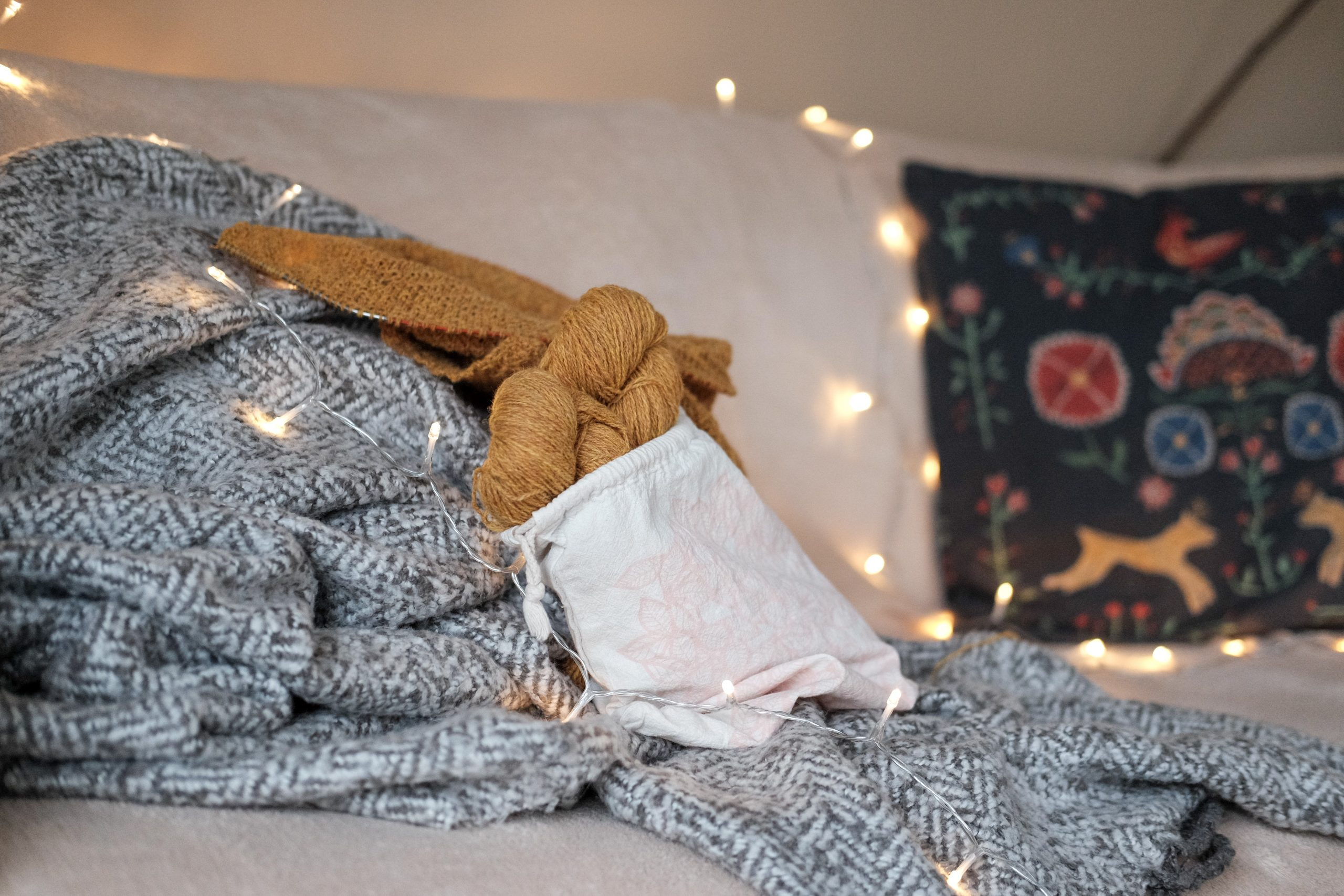 Tips on keeping your bedroom warm this winter