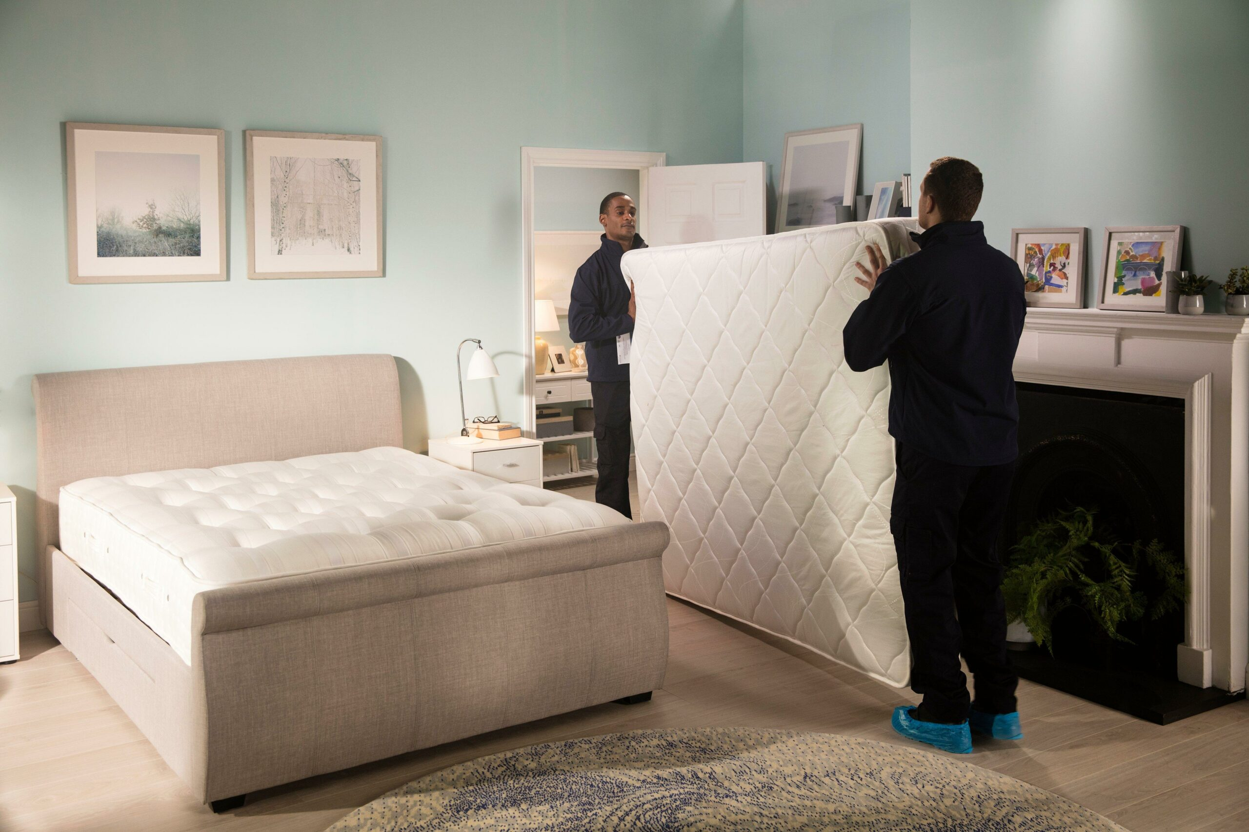 How to Dispose of Old Mattresses and Box Springs